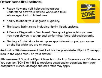 Welcome to My Sprint!