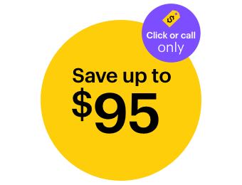Save up to $95 when you upgrade today